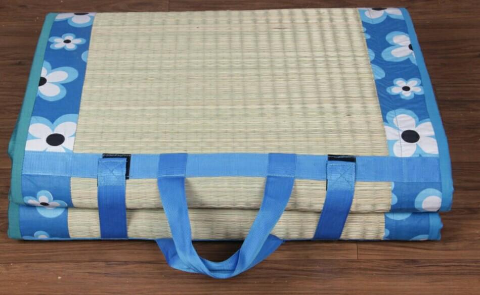 Karur Korai Grass 3 Foldable Cushion Mat