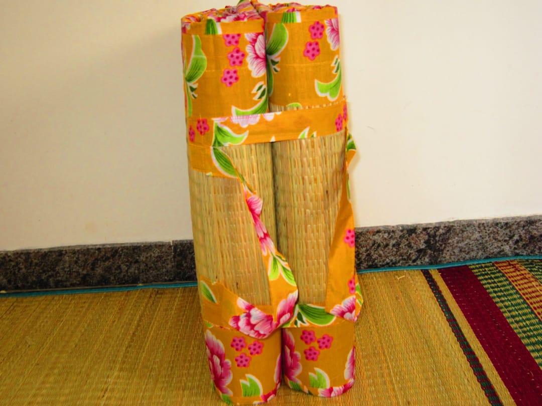 Karur Korai Grass Foldable Cushion Mat